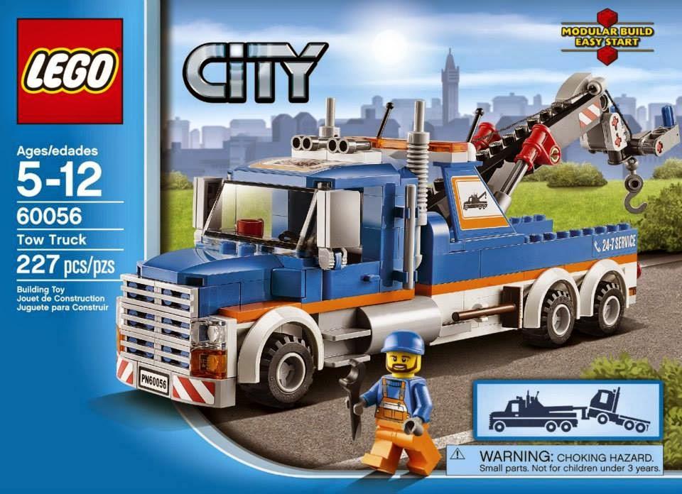 Lego Fire Truck Transporter Lego Speed Build