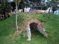 La Cova Soterrània del Parc de Can Crusellas
