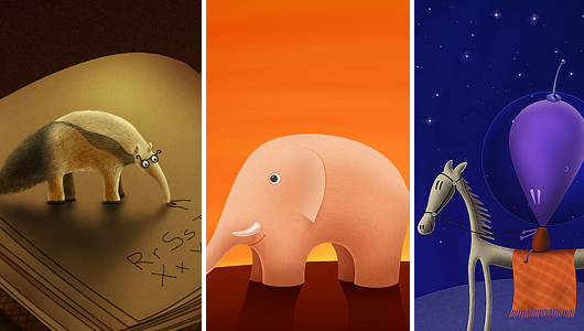 15 Elegant Cartoon Wallpapers You Can Not Miss