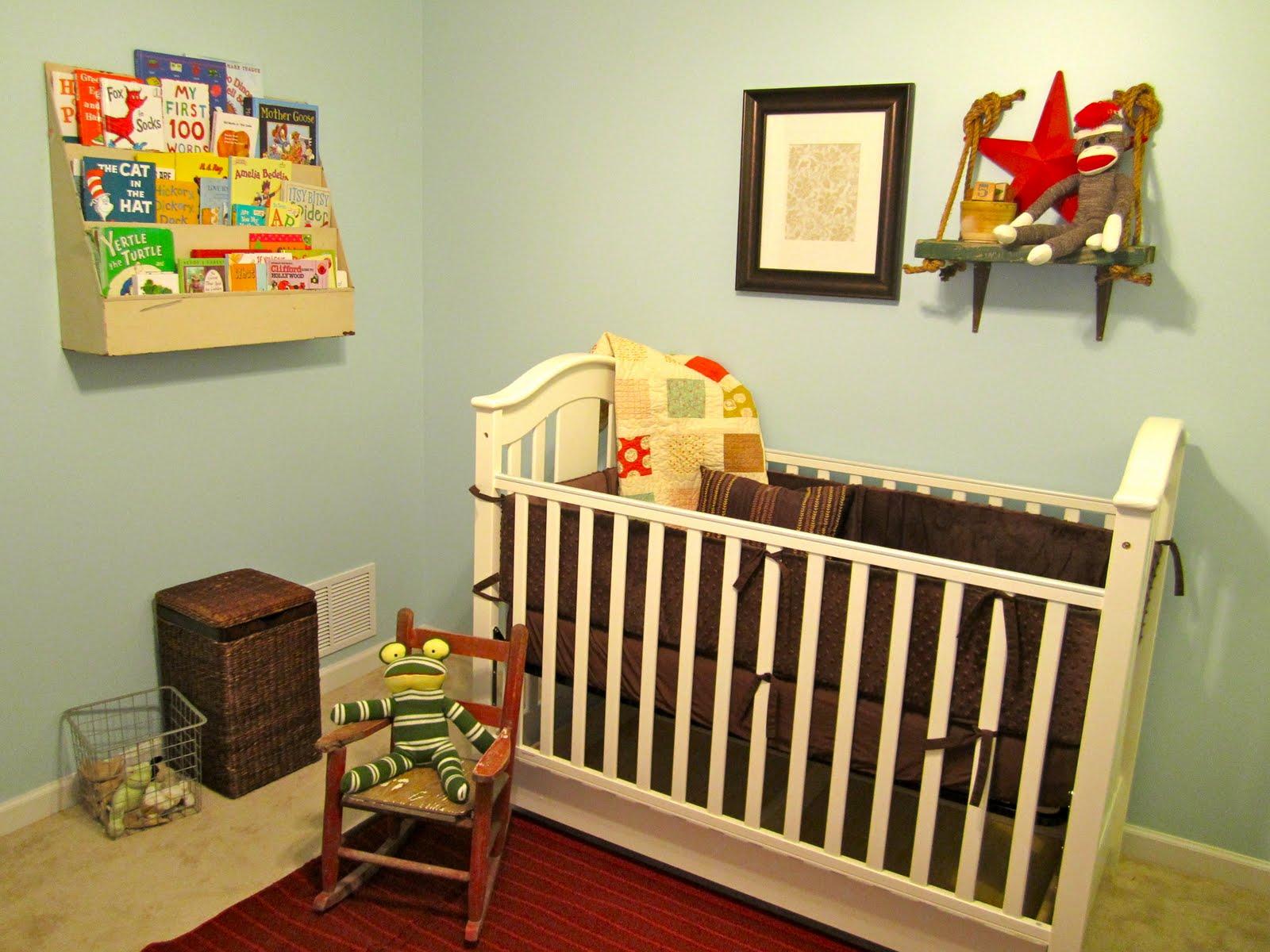 Baby room ideas on a budget - Baby Nursery On A Budget
