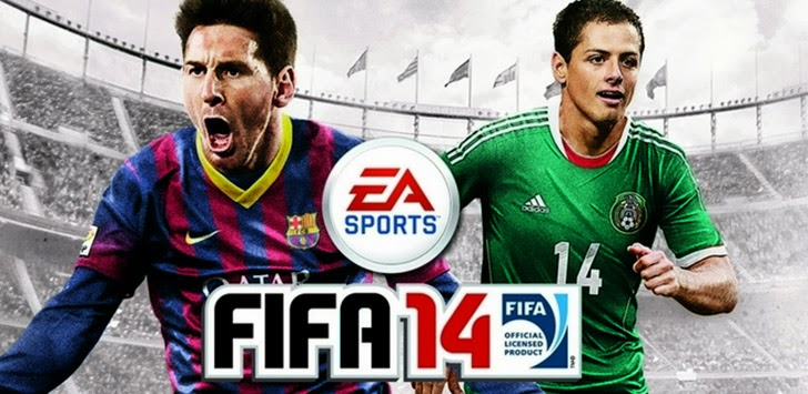 Download Fifa 2014 apk and sd data with full version including Manager