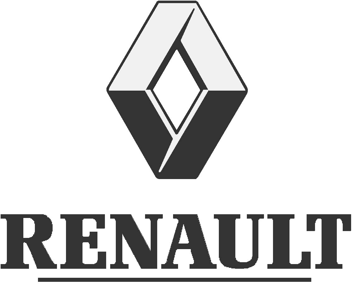 history of all logos  all renault logos