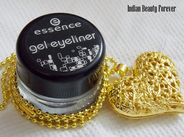 Essence Gel Liner in Black Review and Swatches