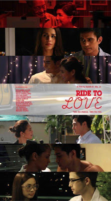 Ride To Love all-star cast: Iza Calzado and Tom Rodriguez, Angel Aquino and Benjamin Alves, Fabio Ide and Rufa Mae Quinto, Megan Young and JC Tiuseco, Eula Caballero and Ivan Dorschner and Ms. Boots Anson-Roa and Mr. Eddie Garcia.