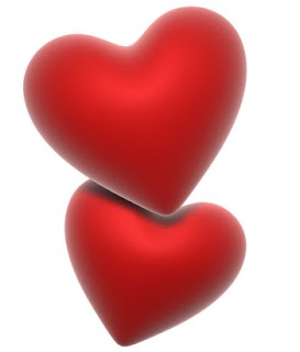 corazones para imprimir