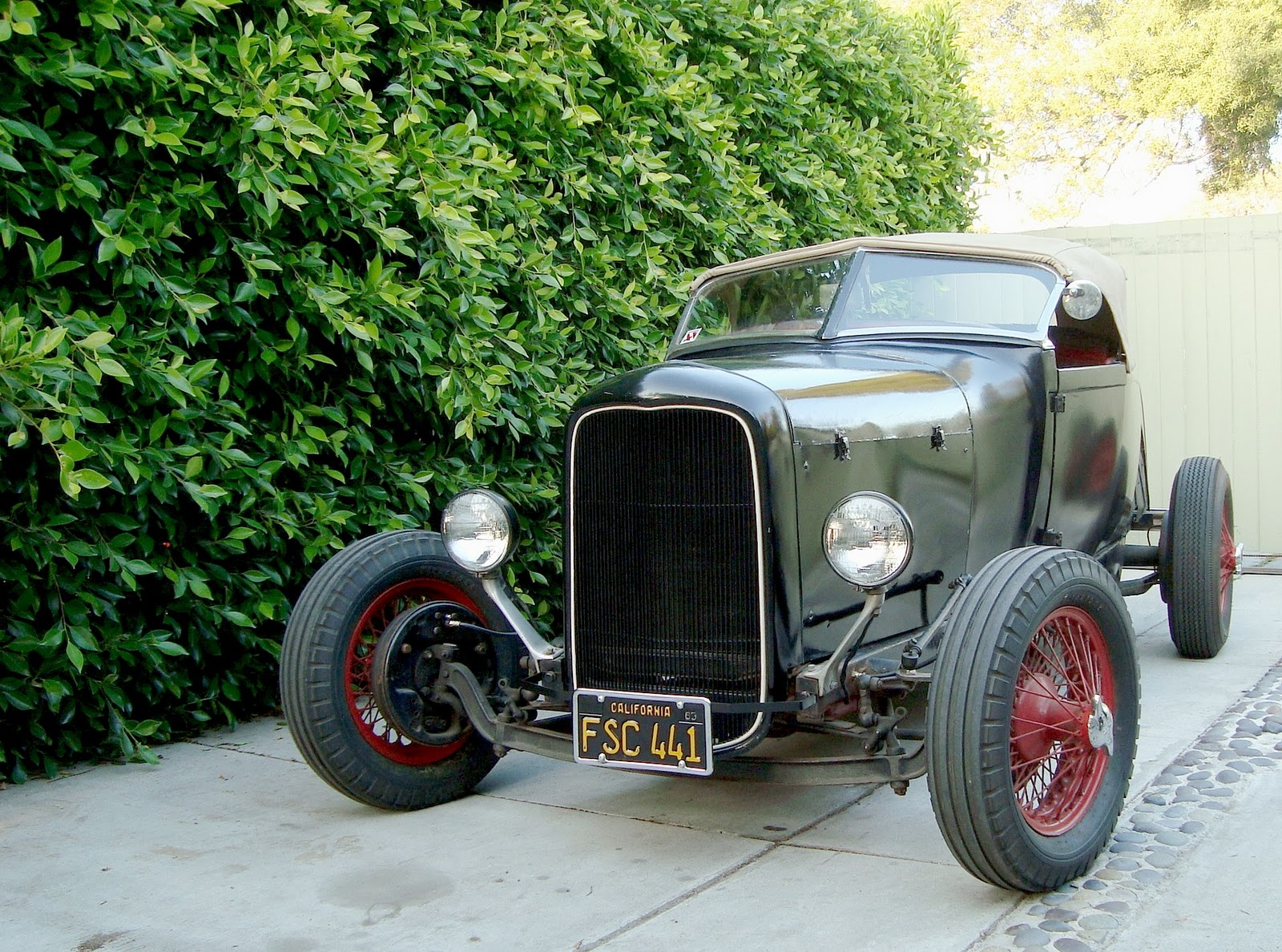 The Hot Rod Disorder™: October 2011