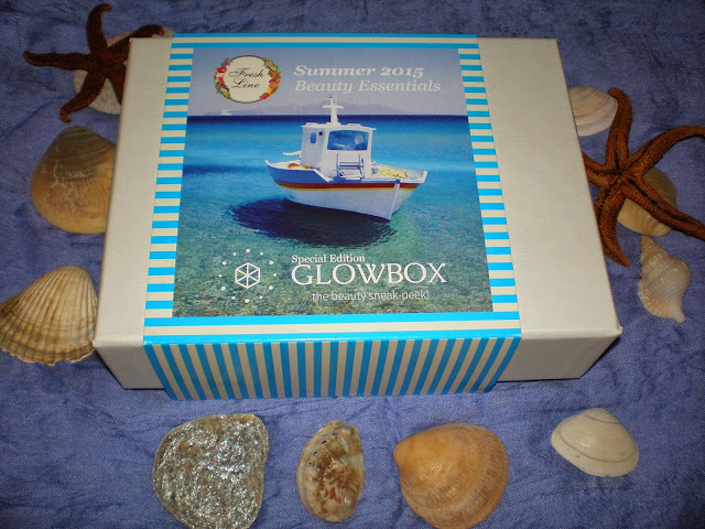 May 2015 Glowbox by Fresh Line