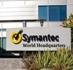 Empresa de segurança da informação Symantec