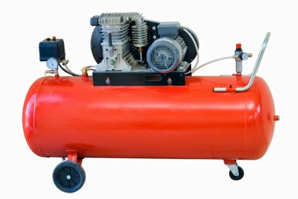 Important terms used in air compressors