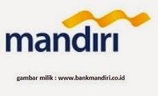 Lowongan Kerja Bank Mandiri November 2014