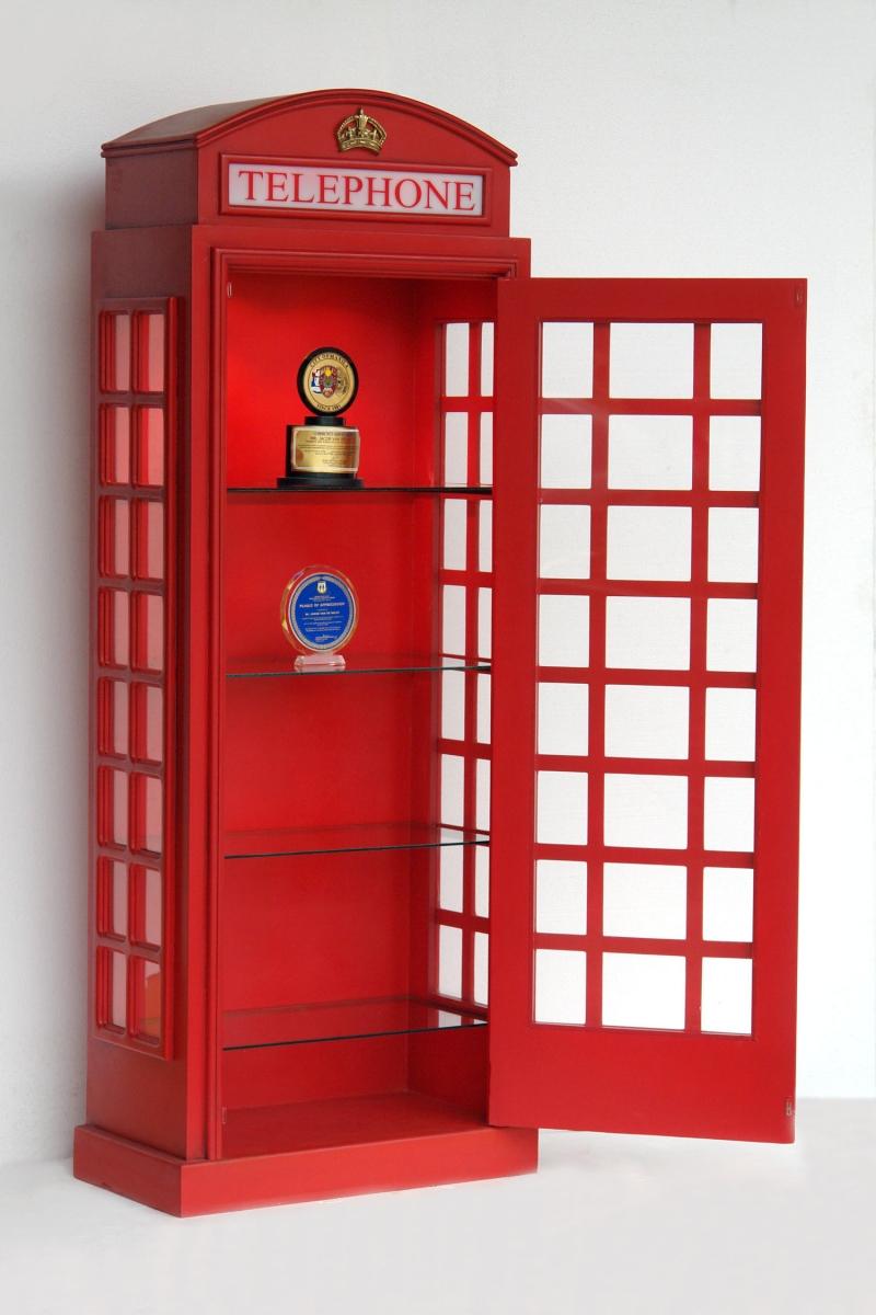 Telephone Booth Cabinet4. Telephone Booth Cabinet