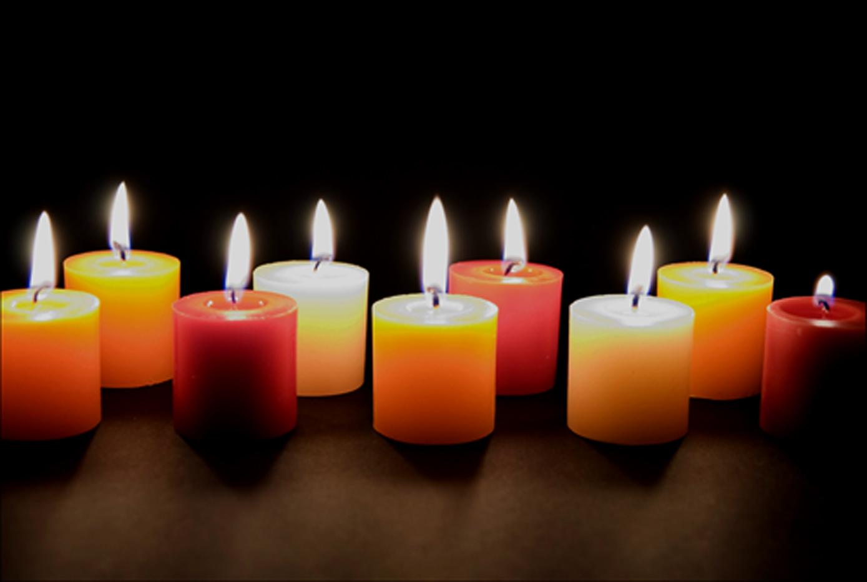 El mundo de marilo significado de las velas de color - Velas de la suerte ...