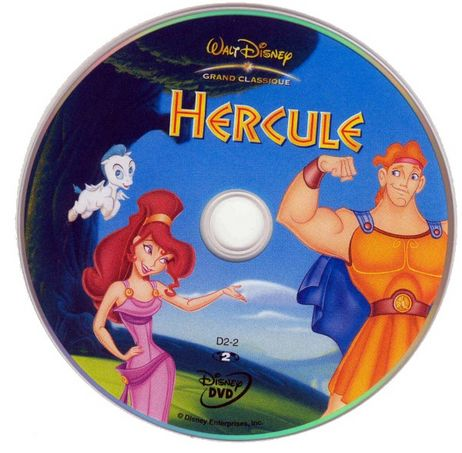 DVD Hercules 1997 animatedfilmreviews.filminspector.com