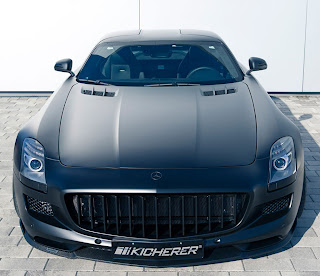 Mercedes SLS AMG 63 Supersport GT by Kicherer Pictures