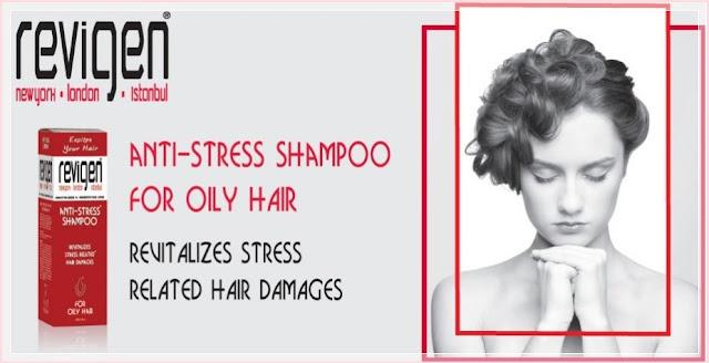 revigen stres şampuanı