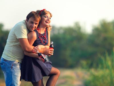 fotos de enamorados con gaseosa