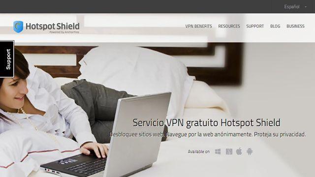 hotspotshield vpn y proxy gratuito