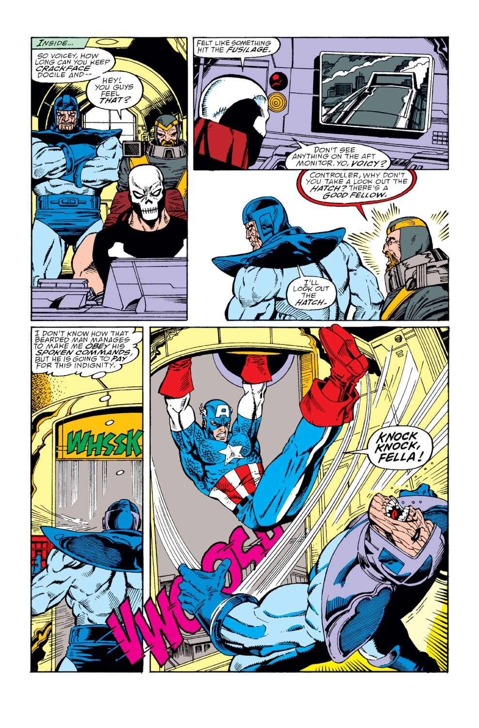 Captain America (1968) Issue #366 #299 - English 10