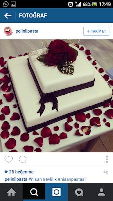 Seyidoğlu, HacıSayid, Romado Pasta, Özsüt, Köşkeroğlu - pasta - çikolata - nişan pastası - özel gün pastası