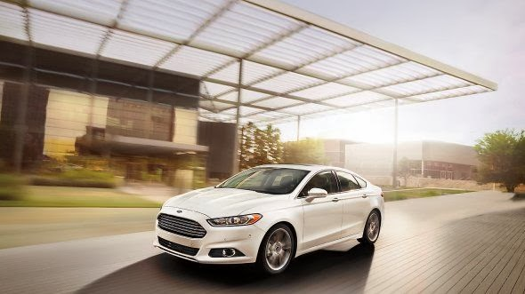 "Ford Fusion Hybrid Gives Customers a ""Nearly Double"" Experience"