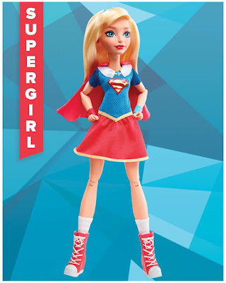 TOYS : JUGUETES - DC Super Hero Girls Supergirl | Muñeca - Doll Producto Oficial | Mattel 2016 | A partir de 6 años Comprar en Amazon España & buy Amazon USA