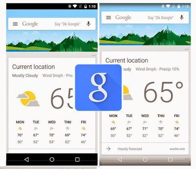 Google App v4.6 Enables Translucent Status And Navigation Bars For Google Now Screen On Custom Launchers [APK Download]