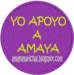 Yo Apoyo a Amaya