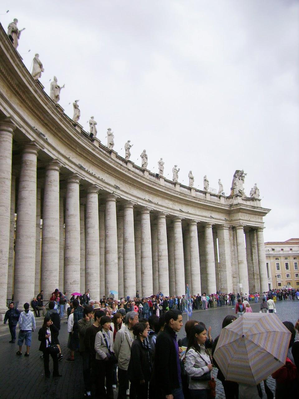 Rome St Peter's Basilica Rooma Pietarinkirkko