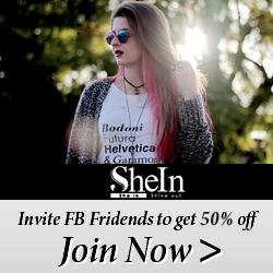 SheIn -Your Online Fashion Wardrobe