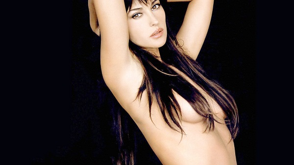 Hot Monica Bellucci Nude Image