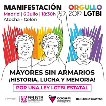 Manifiesto LGTBI 2019
