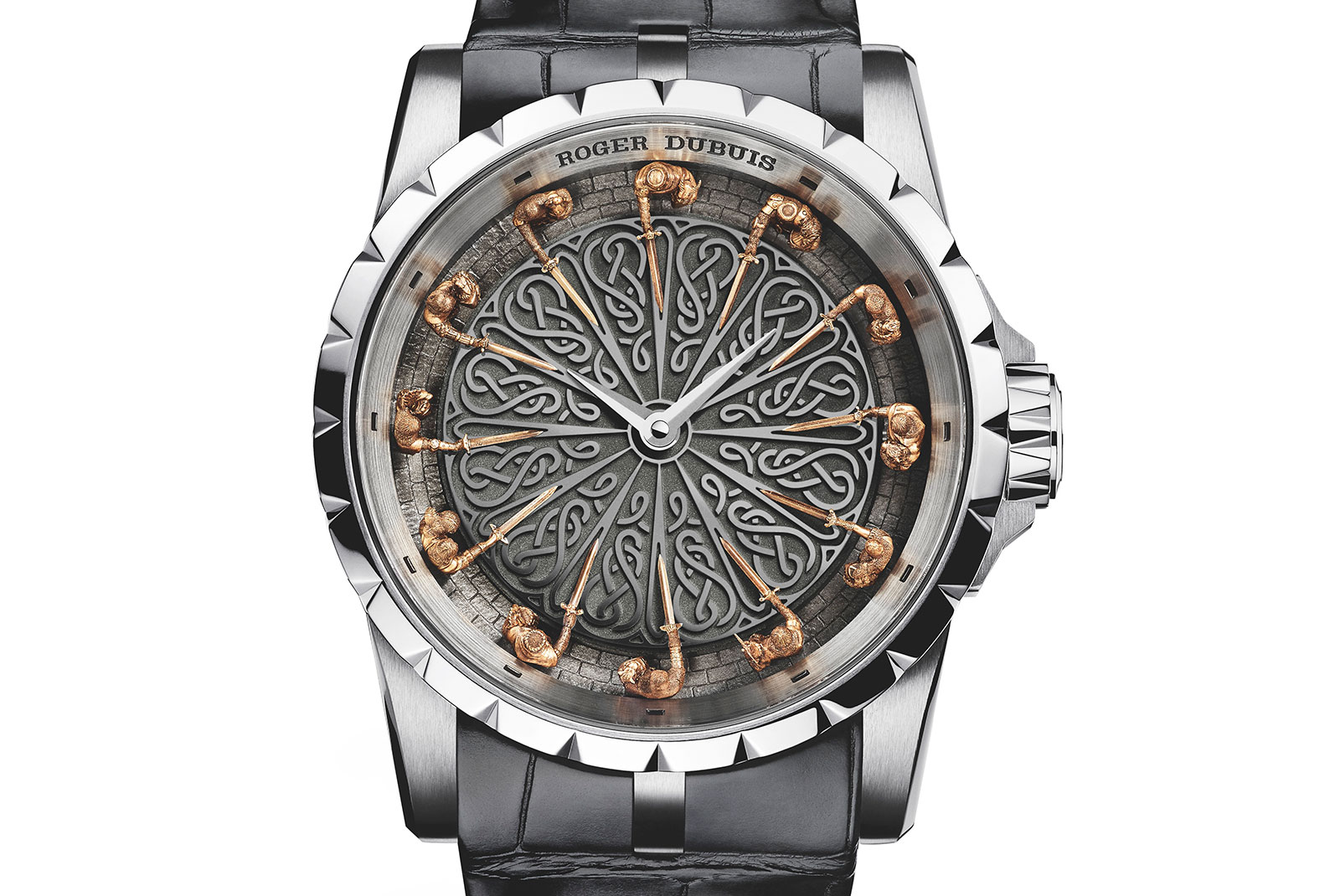 Knights Of Round Table Watch Watches By Sjx Introducing The Roger Dubuis Knights Of The Round