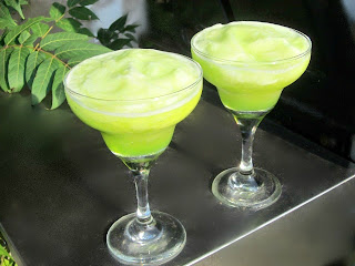 Frozen Key Lime Daiquiri