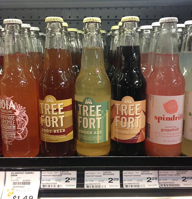 Tree Fort Sodas