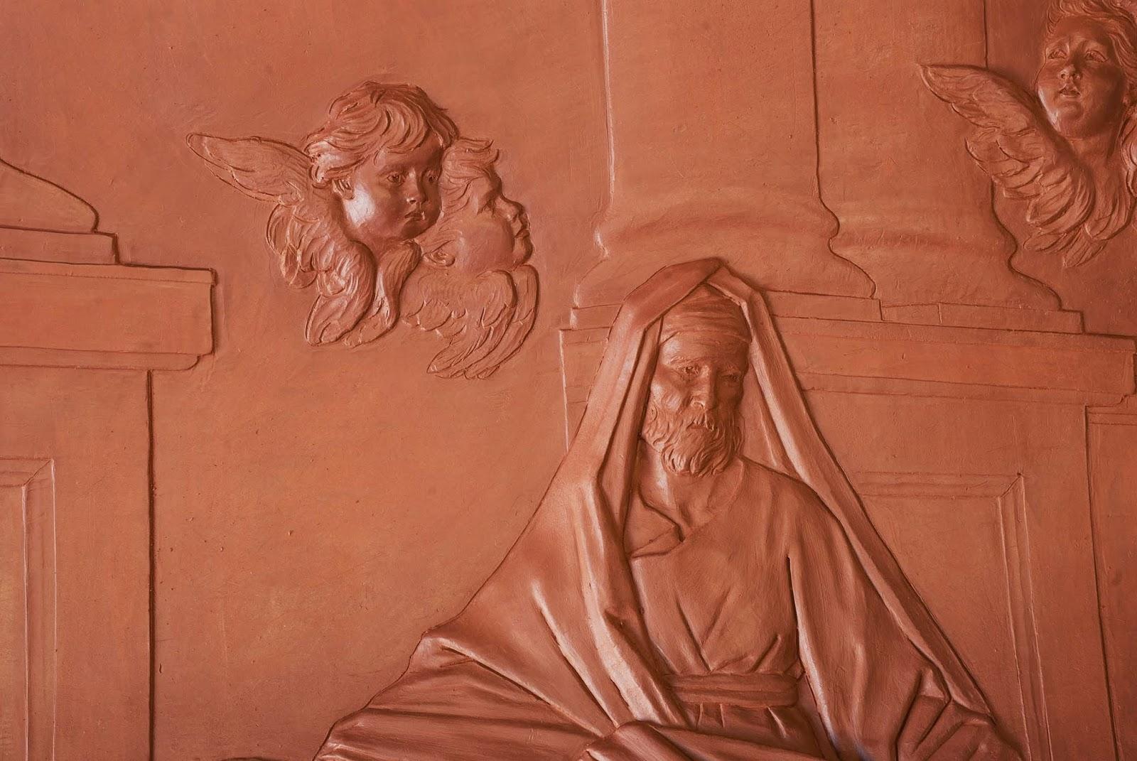 Trono Soledad Semana Santa Cartagena Murcia Arturo Serra escultura 25