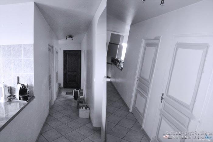 Atmosph re demeure le blog entr e en mati re - Quelle couleur de peinture pour un couloir sombre ...