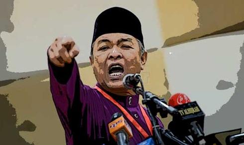 Guling kerajaan atau guling Najib?