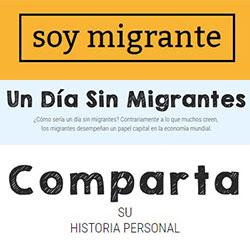 #18Diciembre | Día Internacional del Migrante