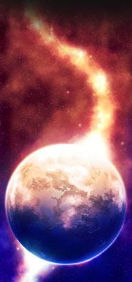 bumi, bada, matahari