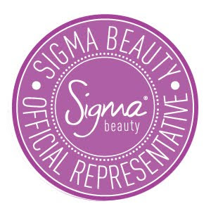 Sigma Beauty Rep Badge