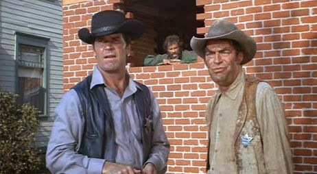 Support Your Local Sheriff Starring James Garner, Bruce Dern, with Jack Elam