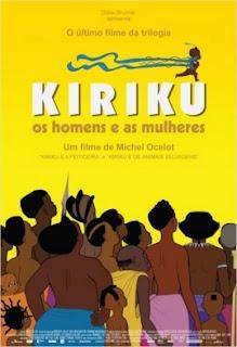 Kiriku, Os Homens e as Mulheres Dublado