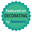 Featured on Decorating by Answers.com