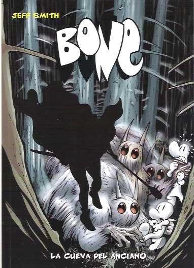 Bone 6 - La cueva del anciano ,Jeff Smith,Astiberri  tienda de comics en México distrito federal, venta de comics en México df