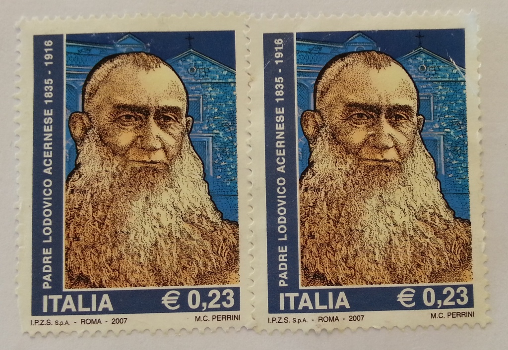 Padre Lodovico Acernese 1835 - 1916