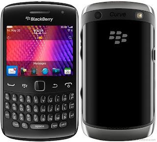 Daftar Harga HP BlackBerry Terbaru Juli-Agustus 2013
