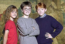 Vira-Tempo #9: Protagonista de 'Harry Potter e a Pedra Filosofal' foi escolhido   Ordem da Fênix Brasileira