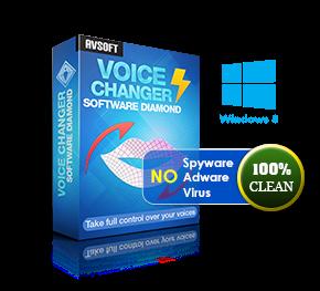 Voice Changer Software Diamond 8.0