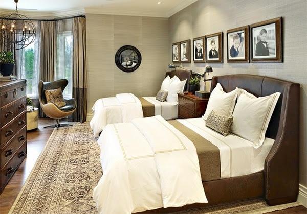 Chambres doubles lits jumeaux - Lits jumeaux pour adultes ...