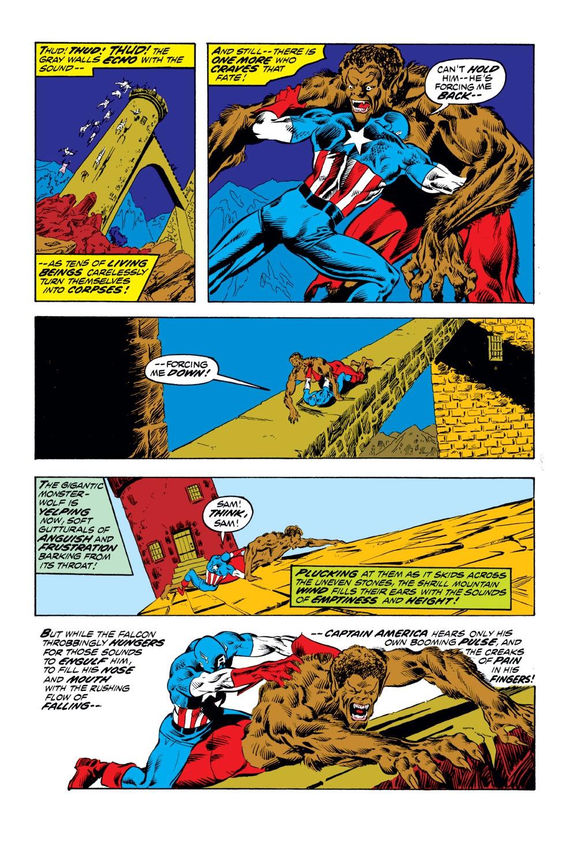 Captain America (1968) Issue #164 #78 - English 20